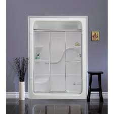Mirolin Shower Doors Mirolin Td54 Tri Panel Door Plain Silver Home Comfort Centre