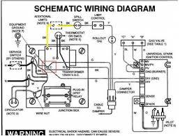 wiring diagram gas boiler