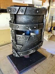 timbo u0027s creations foam knight helmet u0026 body armor test