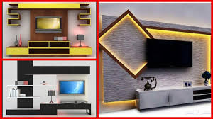 tv panel design awesome led tv panel designs for your tv lounge youtube