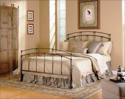 bedroom awesome antique iron bed frames king size metal bed