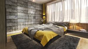 wallpaper for bedroom walls concrete wall designs 30 striking bedrooms that use concrete