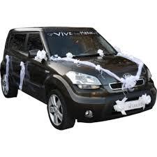 kit deco voiture mariage kit deco voiture mariage décoration de voiture