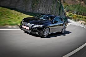 lexus gs 450h hybrid test test lexus gs 450h hybrid knac