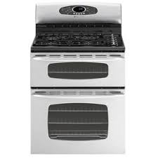 Whirlpool Gold Gas Cooktop Whirlpool 6 0 Total Cu Ft Double Oven Gas Range With Accubake