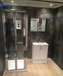 Bathroom Ceiling Cladding Pvc Panels Dbs Bathrooms Swish Marbrex Fired Earth Bathroom Wall Cladding