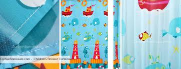 Childrens Shower Curtains Shower Curtains