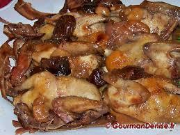 cuisiner pigeon aux épices douces