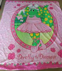 Dinosaur Double Duvet Buy The Wiggles Dorothy The Dinosaur Ballerina Double Bed Quilt