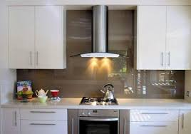 Glass Backsplashes For Kitchens Kitchen Countertop Ideas Blue Grey Illusions And Calming