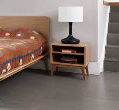 bedroom contemporary nightstands and bedside tables