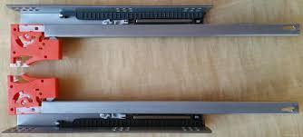 kitchen cabinet drawers slides ktvk us 3t bjh heavy duty drawer slide roller drawer slide kitchen