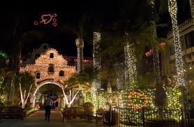valentines day lights riverside s mission inn is glowing again this time for