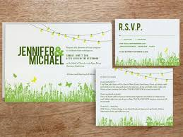 wedding invitation set printable wedding invitation set garden e m papers