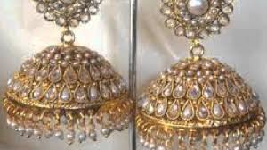 new jhumka earrings jhumka earrings