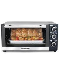 Breville Oven Toaster Amazon Com Hamilton Beach 31409 6 Slice Toaster Oven Kitchen
