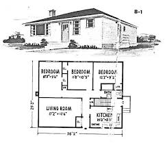 bungalow blueprints 1950 bungalow house plans homes zone