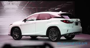 lexus rx suv for sale this is the 2016 lexus rx slashgear