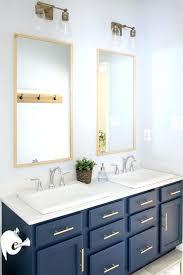 Navy Blue Bathroom Vanity Navy Bathroom Vanity For Colorful Bathroom Vanities Blue Vanity