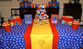 Simple Birthday Decorations At Home by Interior Design Best Superhero Theme Party Decorations