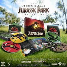 the lost world jurassic park film music movie music film score the john williams jurassic