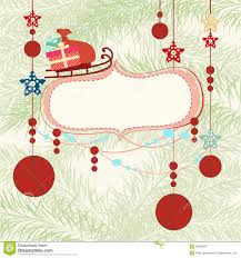 new year card design christmas and new year card christmas lights decoration