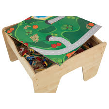 Melissa And Doug Train Table Kidkraft 2 In 1 Table With Lego Compatible Board 17576 Hayneedle
