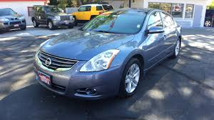 used one owner 2010 nissan altima 3 5 sr carson city nv carson