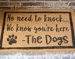 Long Doormats Doormat Etsy