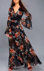 long sleeve maxi dresses best maxi dress