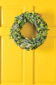 diy wreaths diy wreaths to decorate your front door for easter southern living