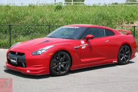 Nissan Gtr Red - nissan gt r aerodynamic kit by chargespeed japan gtspirit