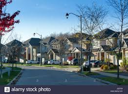 detached houses canada stock photos u0026 detached houses canada stock