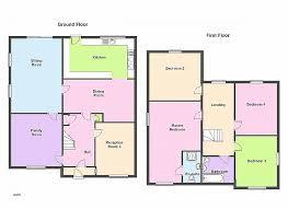 as built floor plans floor plans of my house lovely semi detached modern open make online