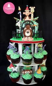 125 Best Cupcake U0026 Cake Top Combination Images On Pinterest