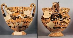 Francois Vase Greek Art Art History 3002 With Abbe At The University Of