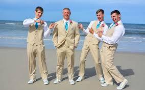 tropical wedding attire groom wedding attire in st augustine