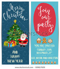 happy new year greetings cards christmas happy new year greeting card stock vector 165089972