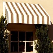 New Awnings Beauty Mark New Yorker Rigid Valance Awning Fabric Window Or