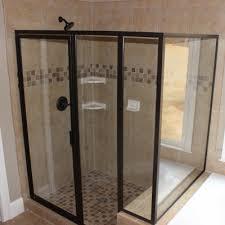 framed vs frameless glass shower door old avery parc