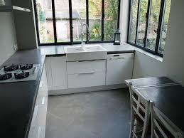 beton ciré cuisine plans de travail béton ciré entreprise les ateliers de vérone