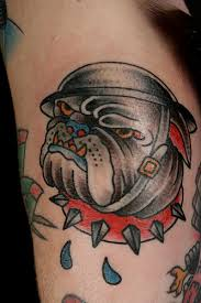 bulldog only you tattoo