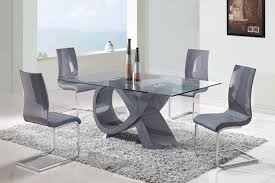 shocking gray dining room chairs photo ideas entrancing modern