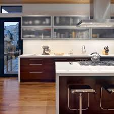 Kitchen Cabinet Glass A Mix Of Functionality And Style In The Form Of Glass Kitchen Cabinets