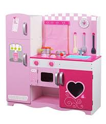 childrens wooden kitchen furniture classic wooden kitchen set primry color pink