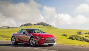 lexus lc luxury coupe the lexus lc engineered to perform designed to emote robb