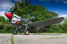 New Paint by Hangar 11 Curtiss P 40 Kittyhawk G Kitt New Paint Scheme Revealed