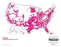 Verizon Coverage Maps T Mobile Coverage Maps Wireless Plans Verizon Vs At Amp T Vs T