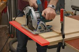 use circular saw as table saw woodworking without a tablesaw startwoodworking com