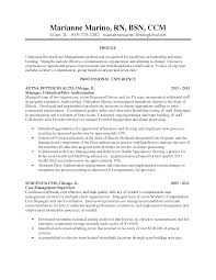 Example Cover Letter For Nursing Case Manager Cover Letter Sample Image Collections Cover Letter